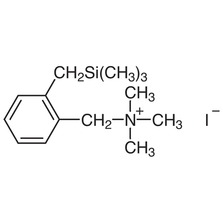 Trimethyl[2-[(trimethylsilyl)methyl]benzyl]ammonium Iodide
