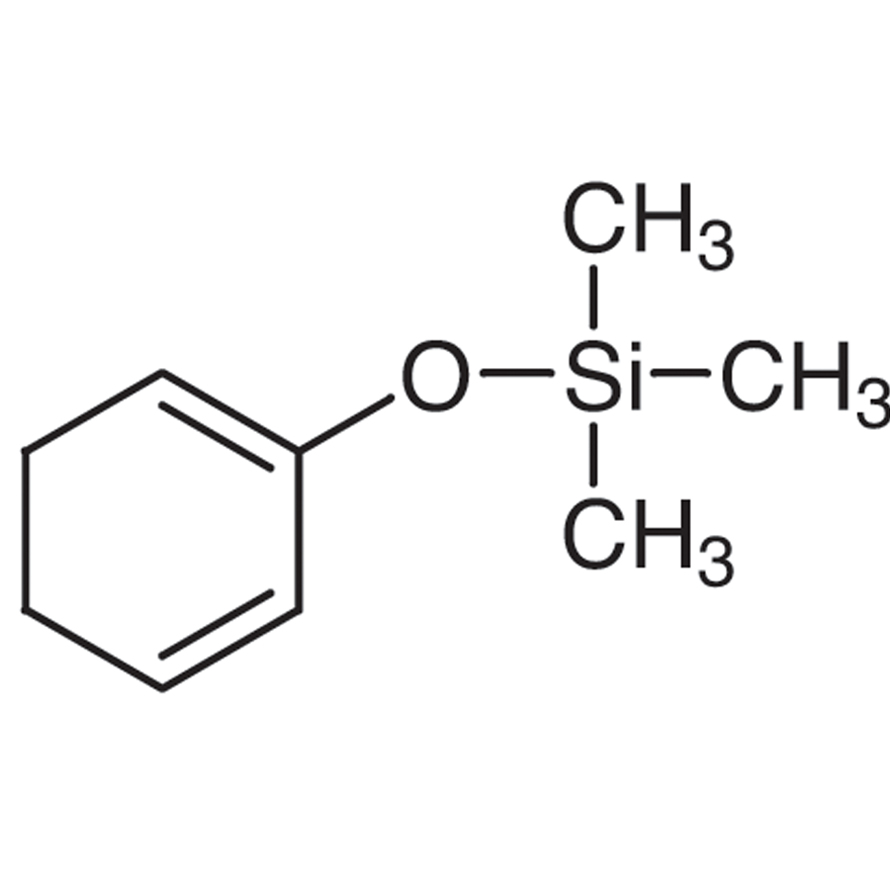 2-(Trimethylsilyloxy)-1,3-cyclohexadiene