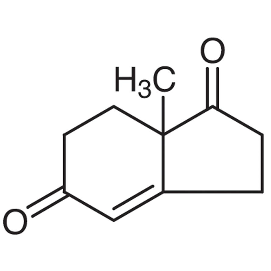 2,3,7,7a-Tetrahydro-7a-methyl-1H-indene-1,5(6H)-dione