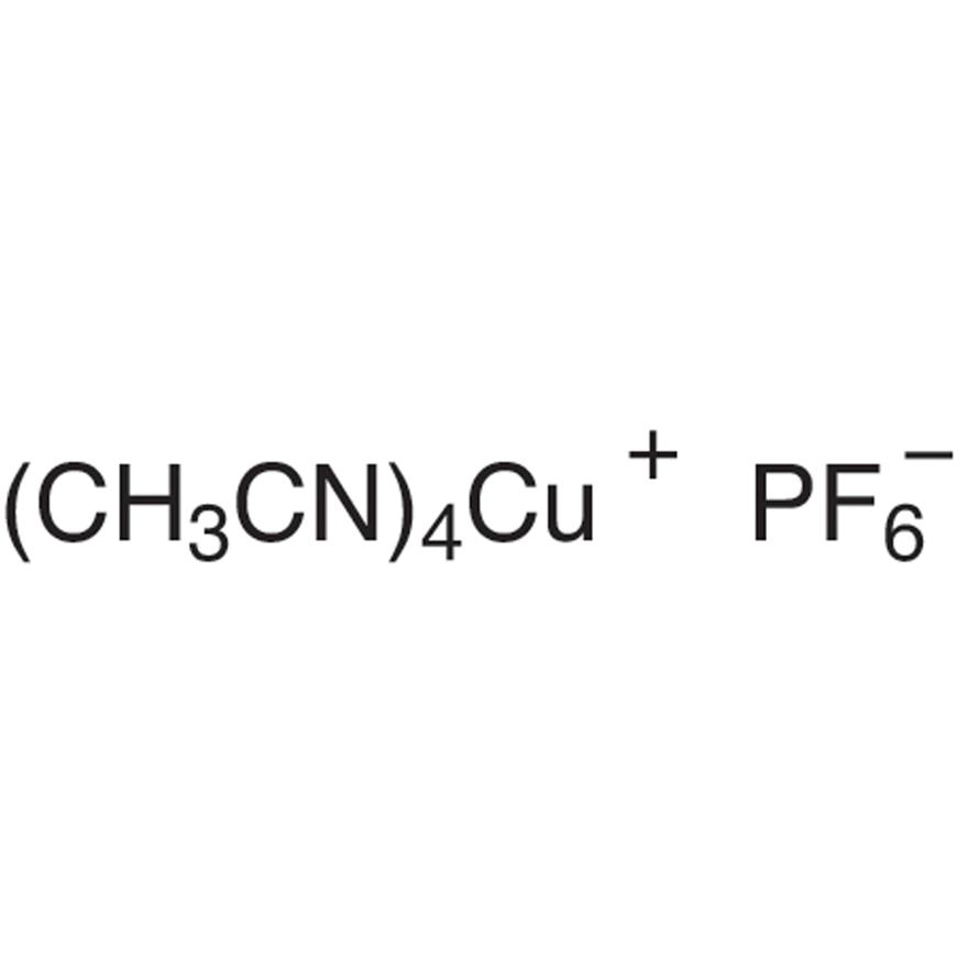 Tetrakis(acetonitrile)copper(I) Hexafluorophosphate