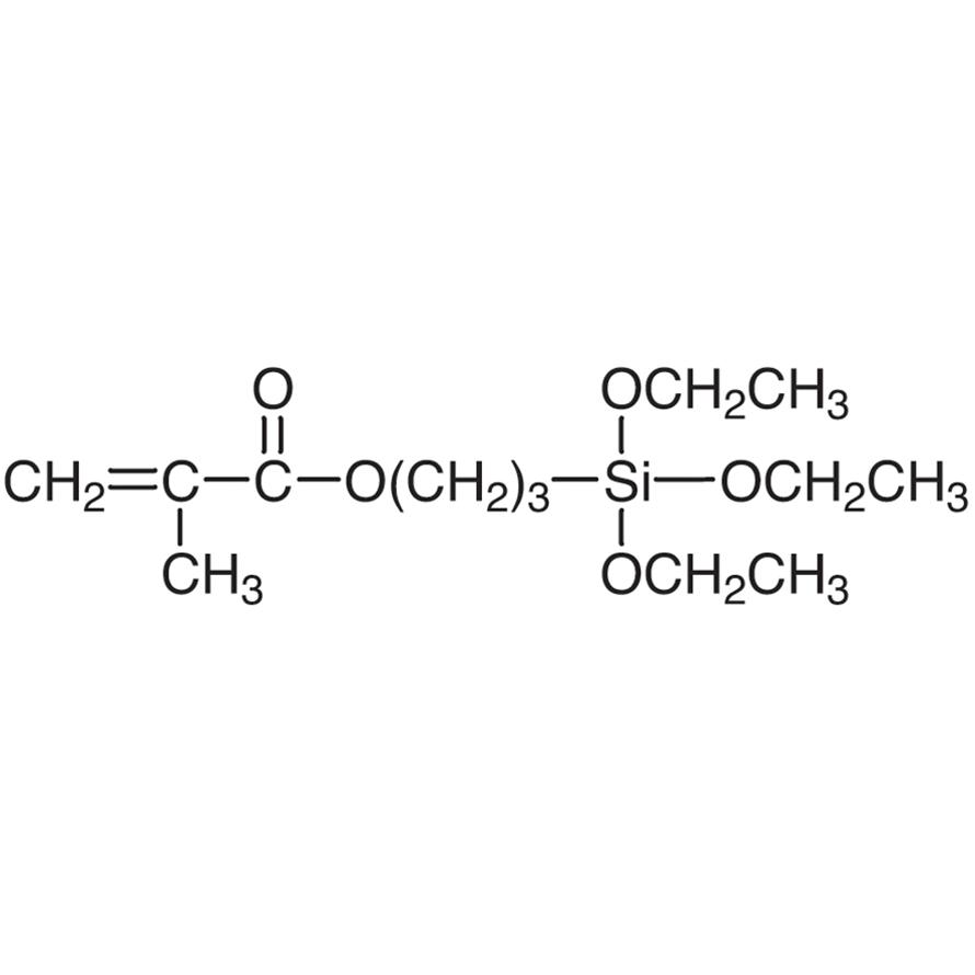 3-(Triethoxysilyl)propyl Methacrylate (stabilized with BHT)