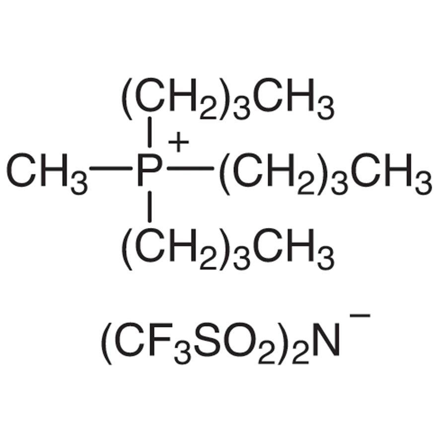 Tributylmethylphosphonium Bis(trifluoromethanesulfonyl)imide