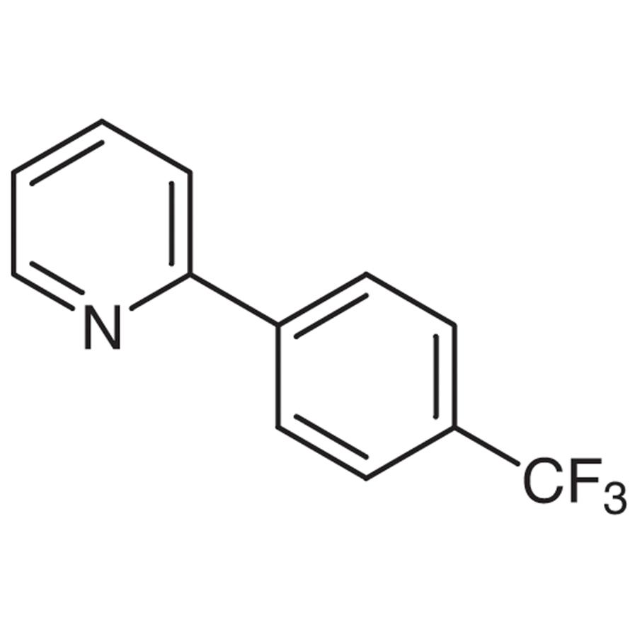 2-[4-(Trifluoromethyl)phenyl]pyridine