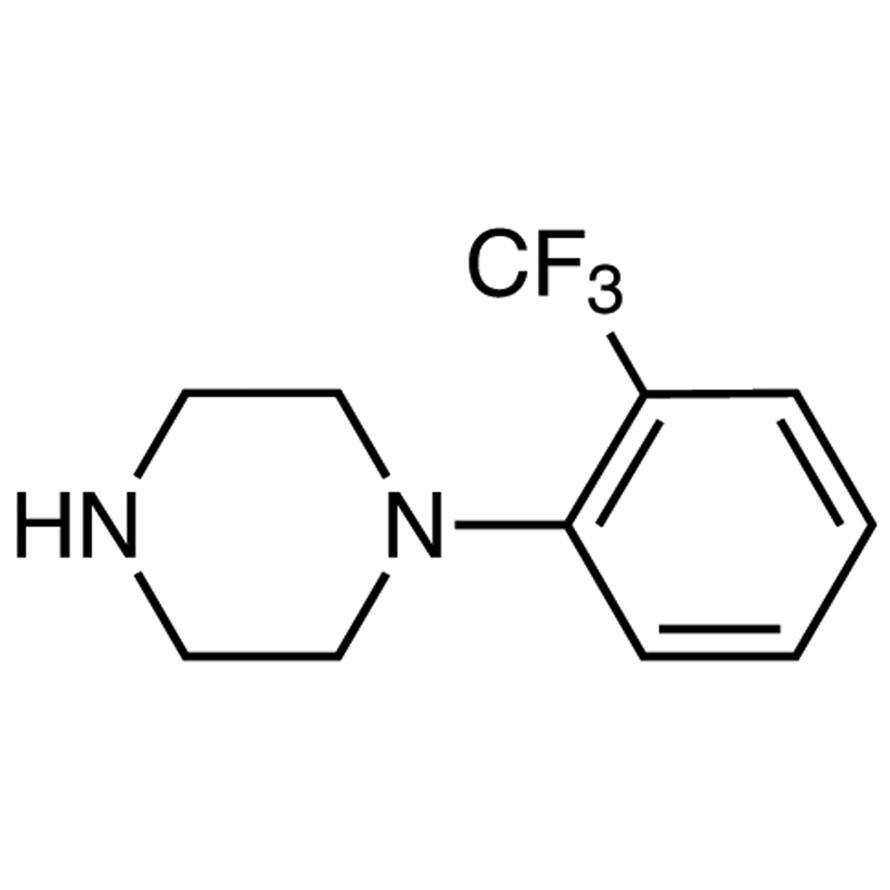 1-(2-Trifluoromethylphenyl)piperazine