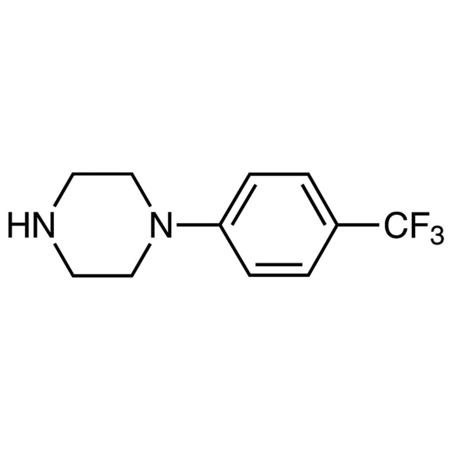 1-(4-Trifluoromethylphenyl)piperazine