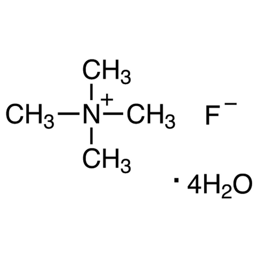 Tetramethylammonium Fluoride Tetrahydrate