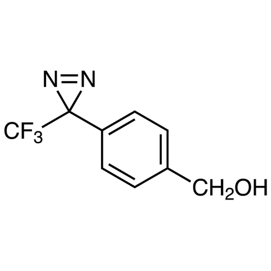 4-[3-(Trifluoromethyl)-3H-diazirin-3-yl]benzyl Alcohol