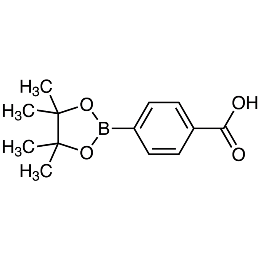 4-(4,4,5,5-Tetramethyl-1,3,2-dioxaborolan-2-yl)benzoic Acid