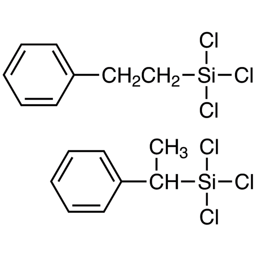 Trichloro(phenylethyl)silane (mixture of isomers)