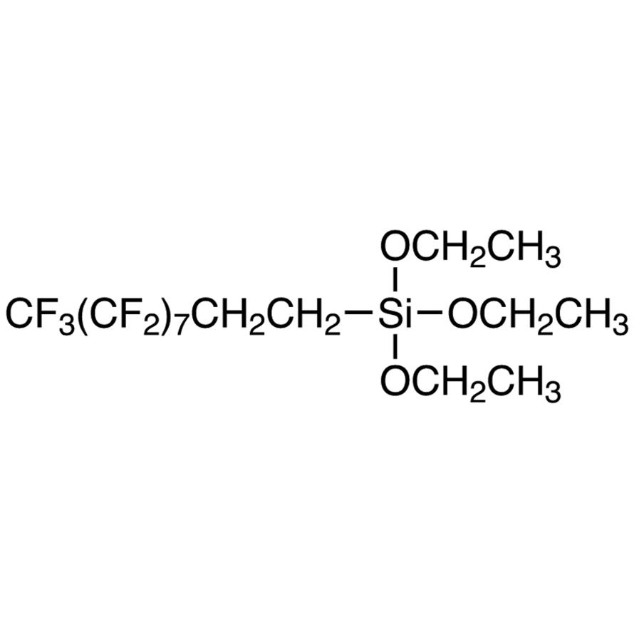 Triethoxy-1H,1H,2H,2H-heptadecafluorodecylsilane