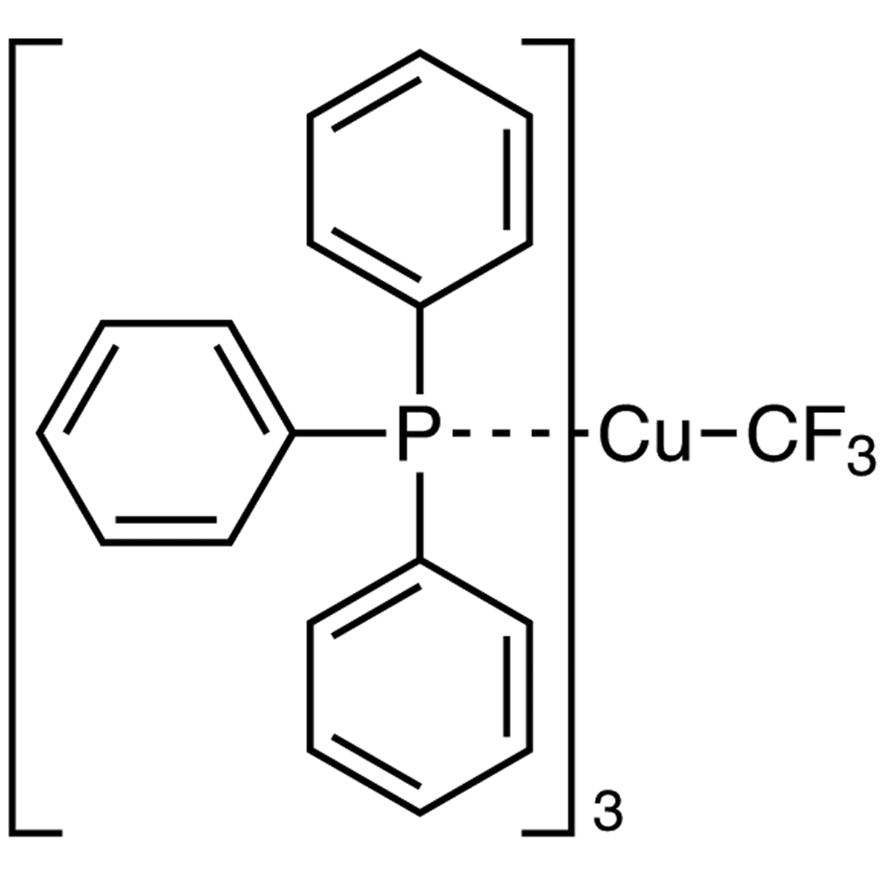 (Trifluoromethyl)tris(triphenylphosphine)copper(I)