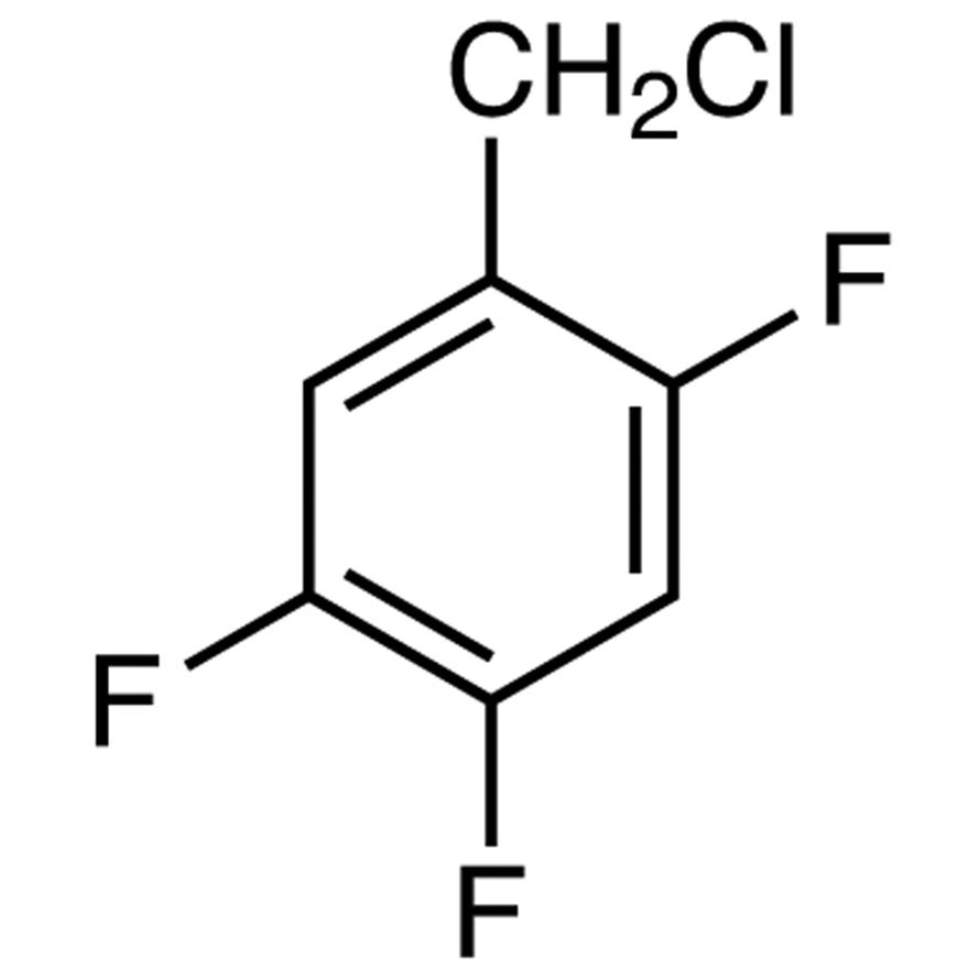 2,4,5-Trifluorobenzyl Chloride