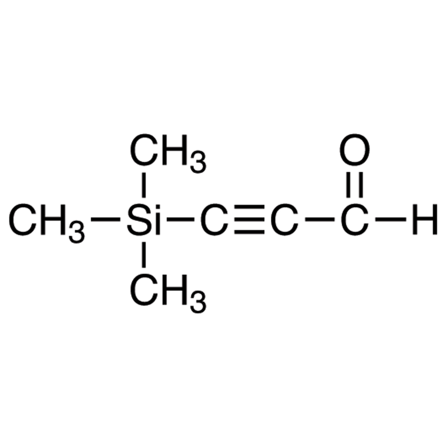 3-Trimethylsilylpropynal