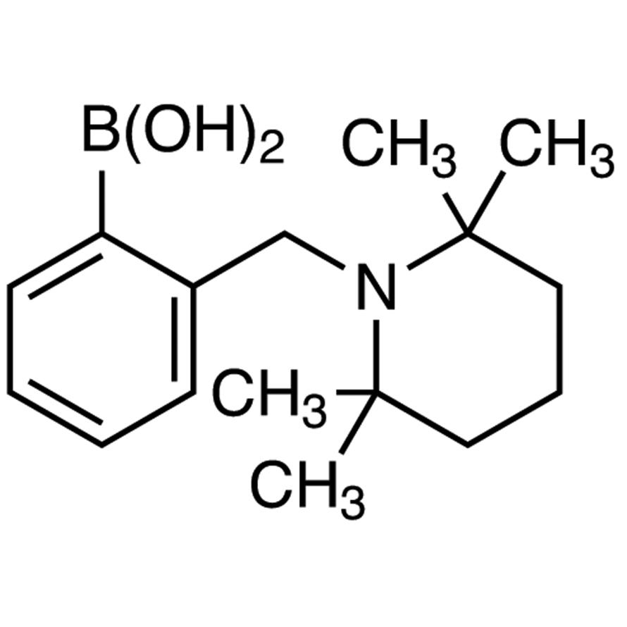 2-[(2,2,6,6-Tetramethyl-1-piperidyl)methyl]phenylboronic Acid (contains varying amounts of Anhydride)