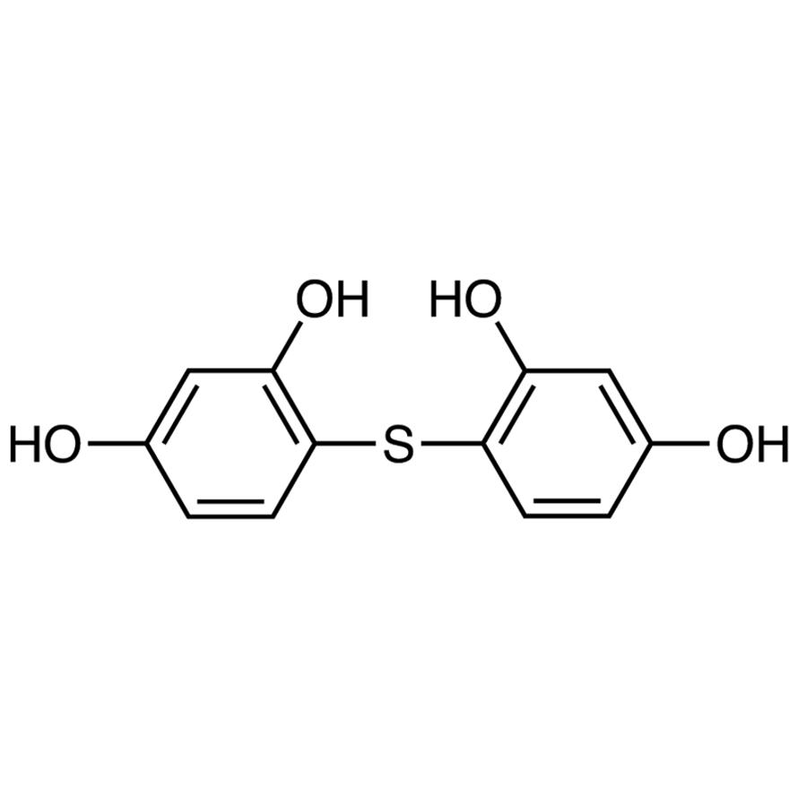 2,2',4,4'-Tetrahydroxydiphenyl Sulfide