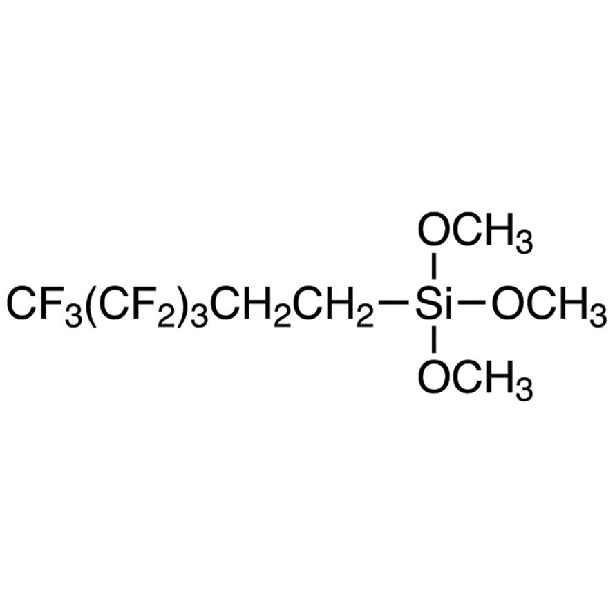 Trimethoxy(1H,1H,2H,2H-nonafluorohexyl)silane