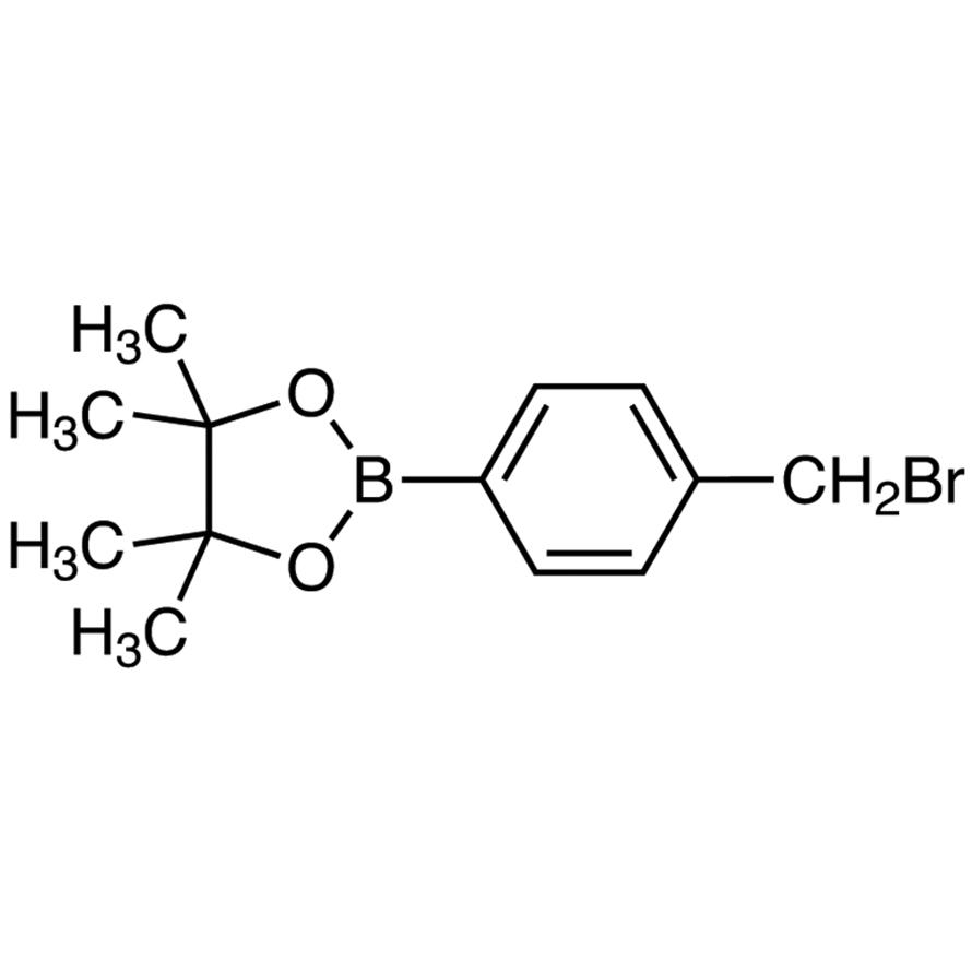 4-(4,4,5,5-Tetramethyl-1,3,2-dioxaborolan-2-yl)benzyl Bromide