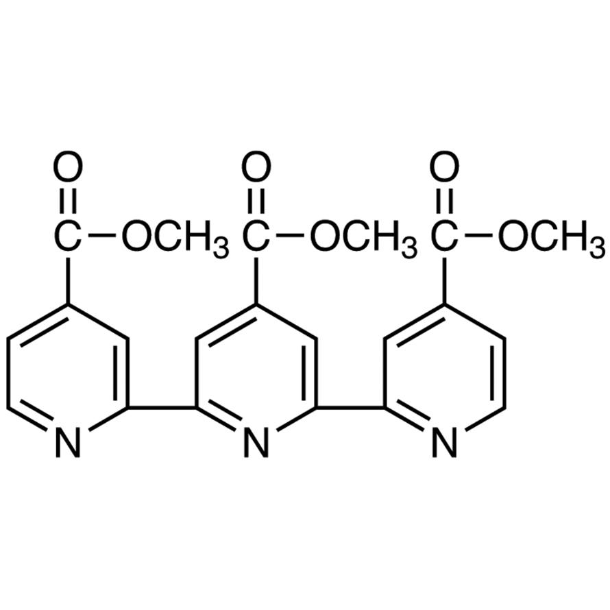 Trimethyl 2,2':6',2''-Terpyridine-4,4',4''-tricarboxylate