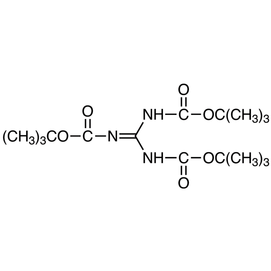 1,2,3-Tris(tert-butoxycarbonyl)guanidine