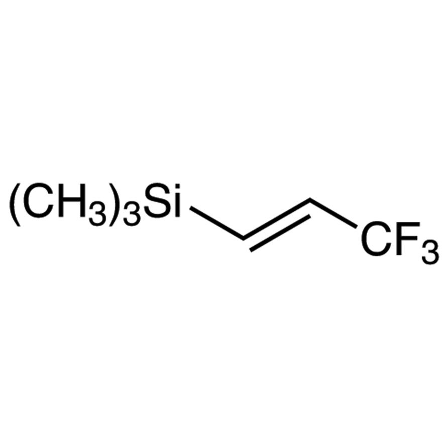 (E)-Trimethyl(3,3,3-trifluoro-1-propenyl)silane
