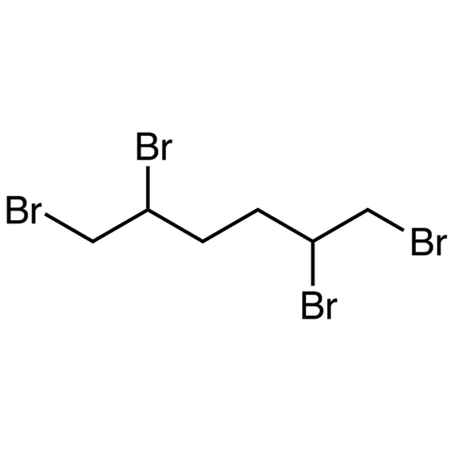 1,2,5,6-Tetrabromohexane (mixture of diastereoisomers)