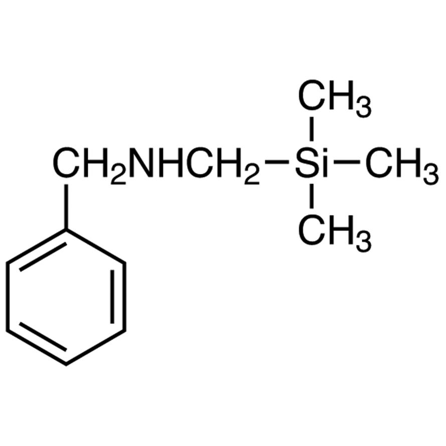 N-[(Trimethylsilyl)methyl]benzylamine