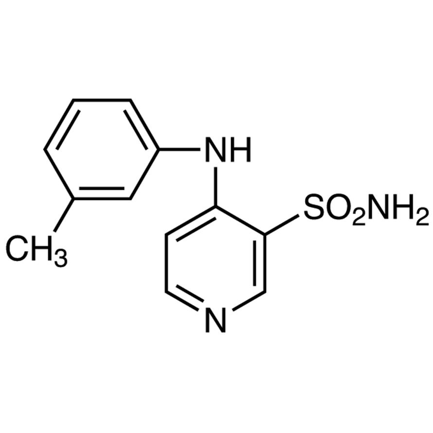 4-(m-Tolylamino)pyridine-3-sulfonamide