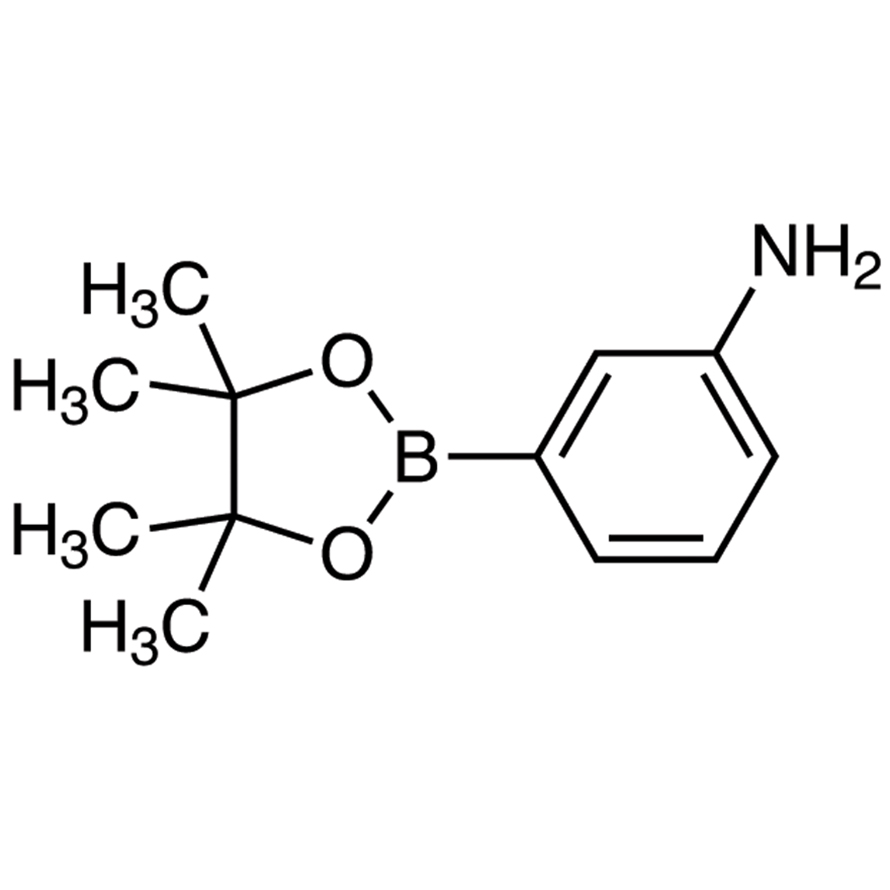 3-(4,4,5,5-Tetramethyl-1,3,2-dioxaborolan-2-yl)aniline