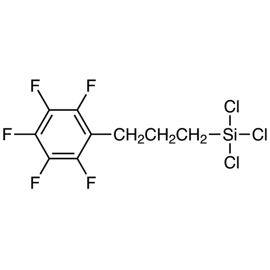 Trichloro[3-(pentafluorophenyl)propyl]silane