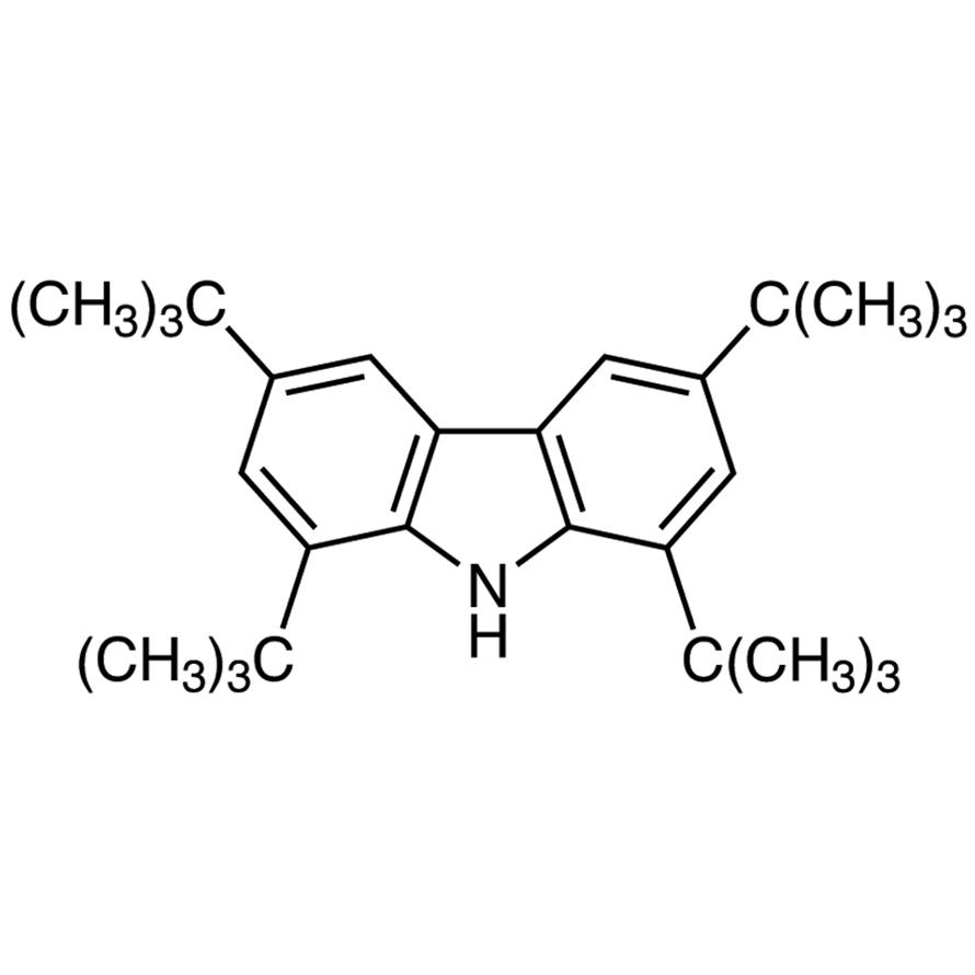 1,3,6,8-Tetra-tert-butylcarbazole