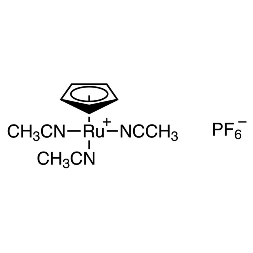 Tris(acetonitrile)cyclopentadienylruthenium(II) Hexafluorophosphate