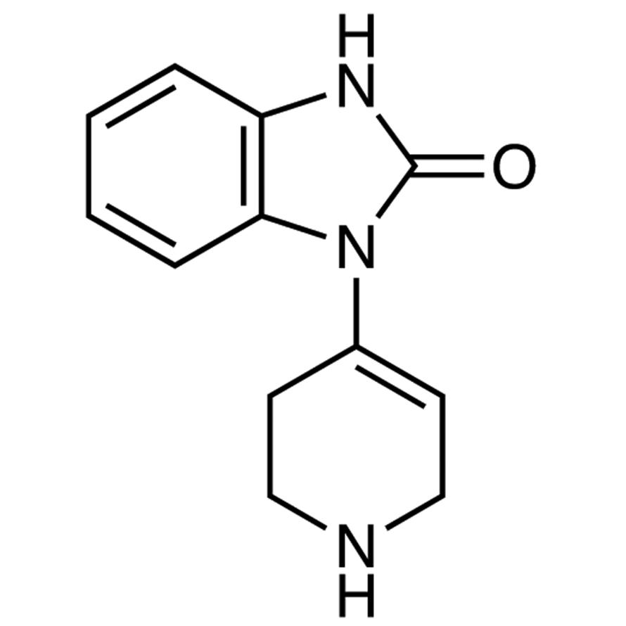1-(1,2,3,6-Tetrahydro-4-pyridyl)-2-benzimidazolinone