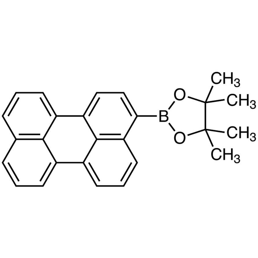 4,4,5,5-Tetramethyl-2-(3-perylenyl)-1,3,2-dioxaborolane