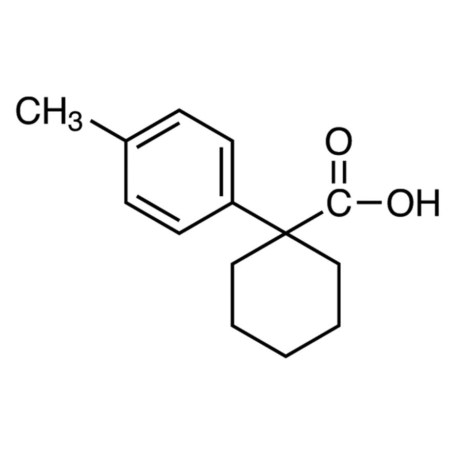 1-(p-Tolyl)-1-cyclohexanecarboxylic Acid