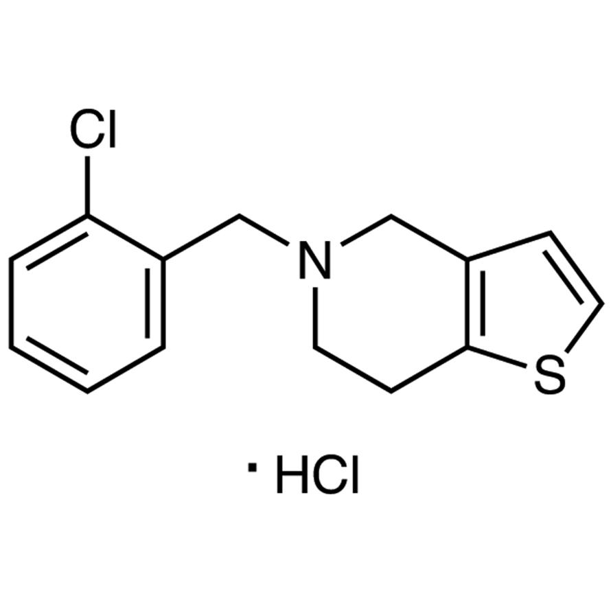Ticlopidine Hydrochloride