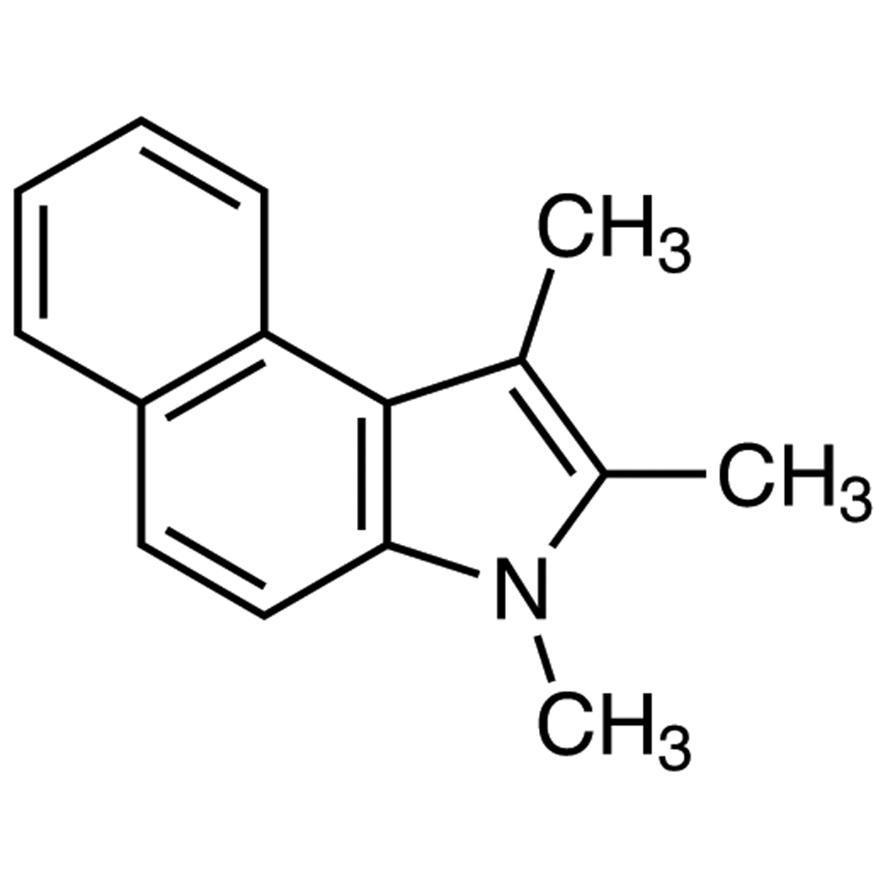 1,2,3-Trimethyl-3H-benzo[e]indole