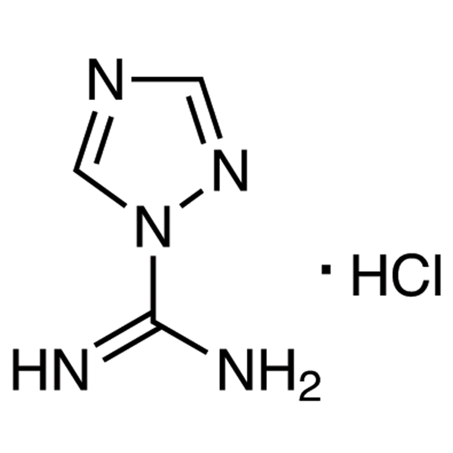 1,2,4-Triazole-1-carboximidamide Hydrochloride