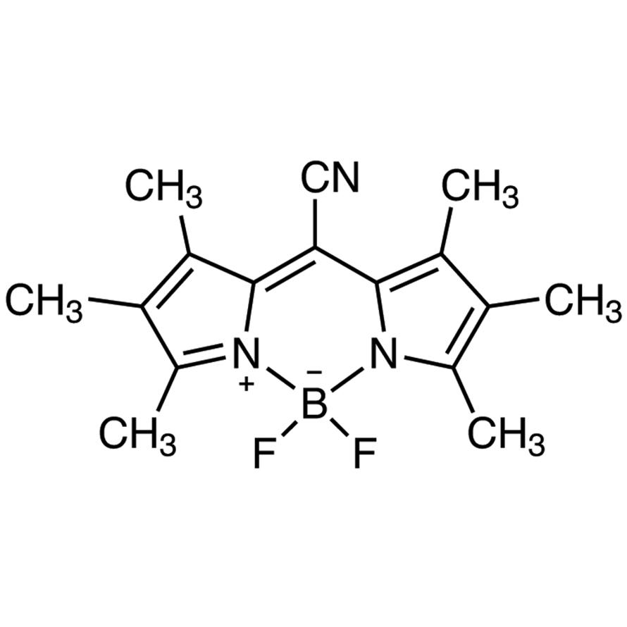 [[(3,4,5-Trimethyl-1H-pyrrol-2-yl)(3,4,5-trimethyl-2H-pyrrol-2-ylidene)methyl]carbonitrile](difluoroborane)