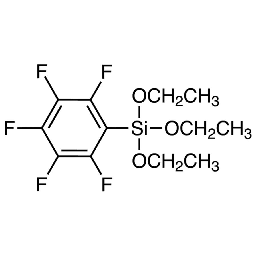 Triethoxy(pentafluorophenyl)silane