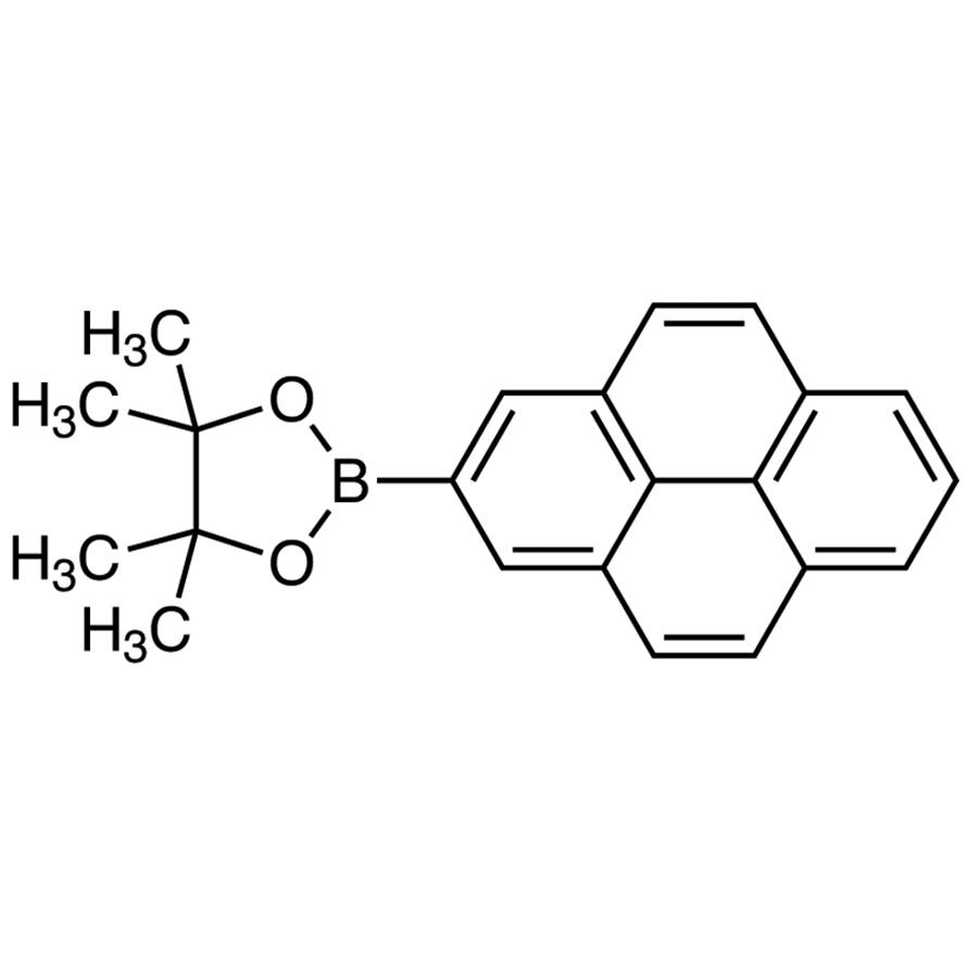 2-(4,4,5,5-Tetramethyl-1,3,2-dioxaborolan-2-yl)pyrene