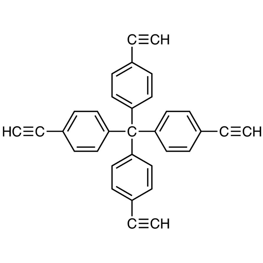 Tetrakis(4-ethynylphenyl)methane