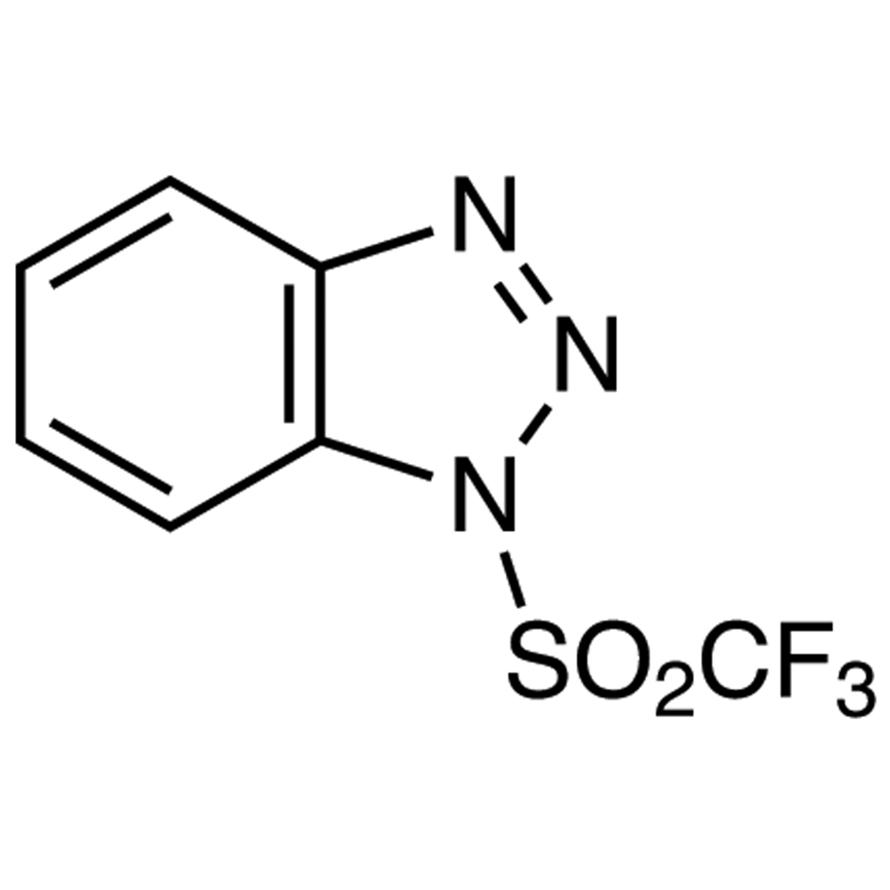 1-(Trifluoromethanesulfonyl)-1H-benzotriazole