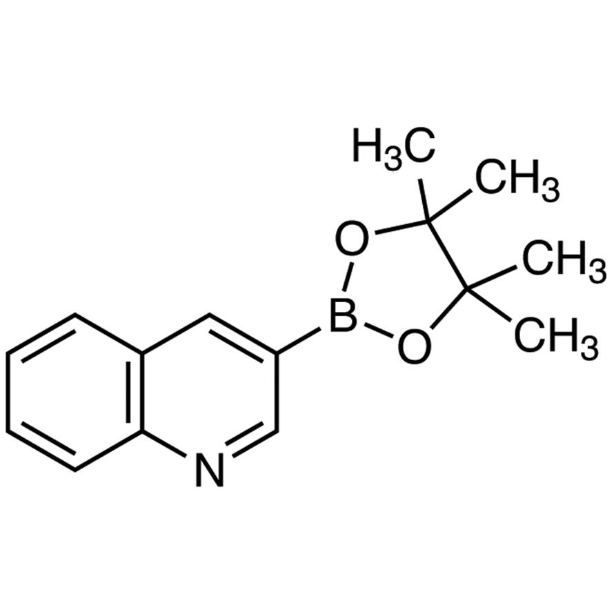 3-(4,4,5,5-Tetramethyl-1,3,2-dioxaborolan-2-yl)quinoline