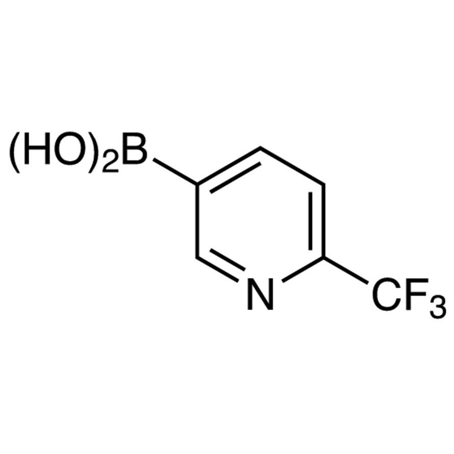 2-(Trifluoromethyl)pyridine-5-boronic Acid (contains varying amounts of Anhydride)