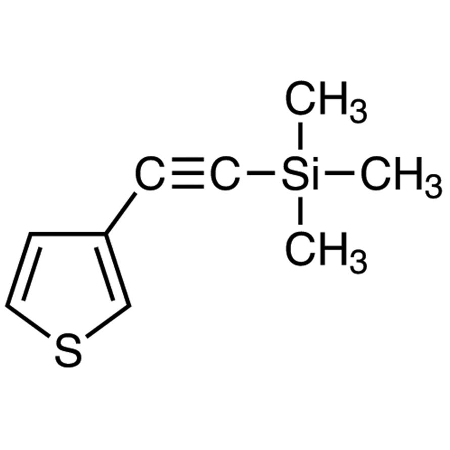 3-(Trimethylsilylethynyl)thiophene