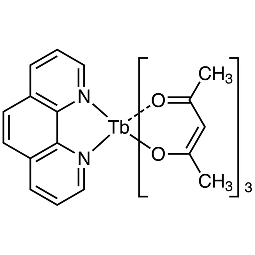 Tris(acetylacetonato)(1,10-phenanthroline)terbium(III)