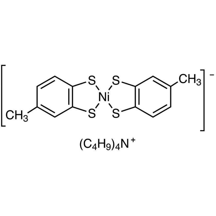 Tetrabutylammonium Bis(4-methyl-1,2-benzenedithiolato)nickelate