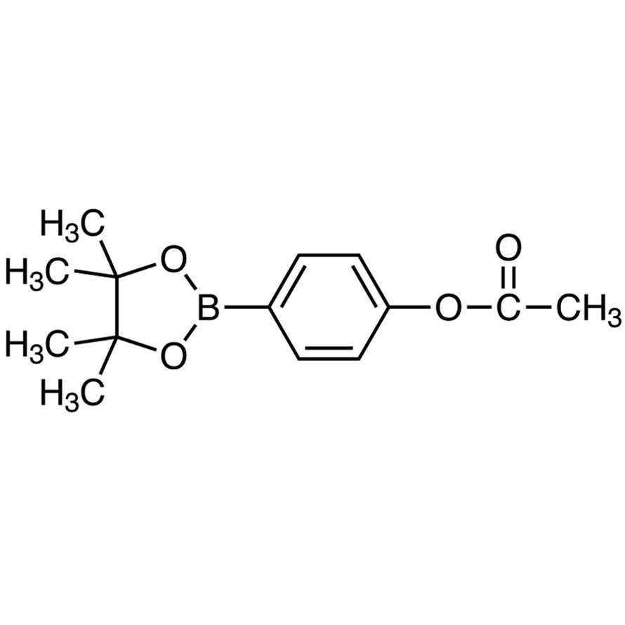4-(4,4,5,5-Tetramethyl-1,3,2-dioxaborolan-2-yl)phenyl Acetate