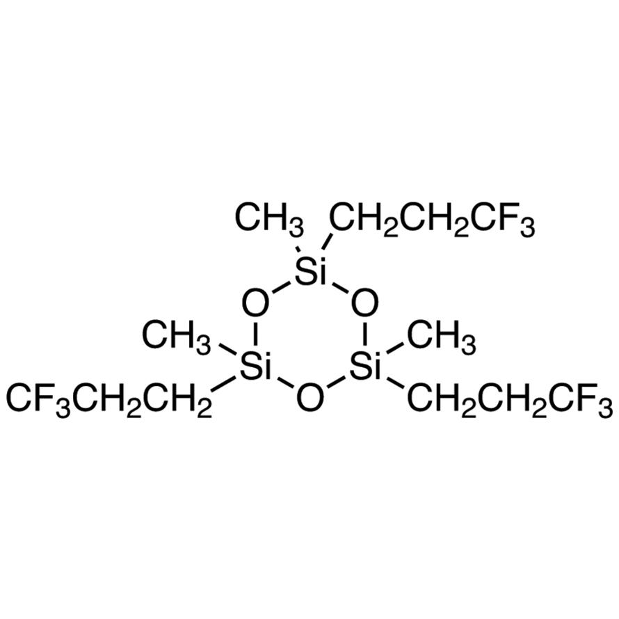1,3,5-Tris(3,3,3-trifluoropropyl)-1,3,5-trimethylcyclotrisiloxane
