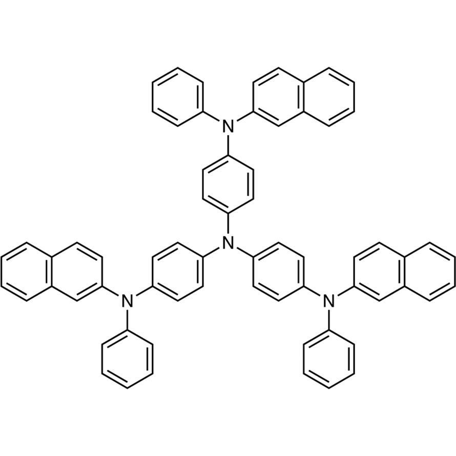 4,4',4''-Tris[2-naphthyl(phenyl)amino]triphenylamine